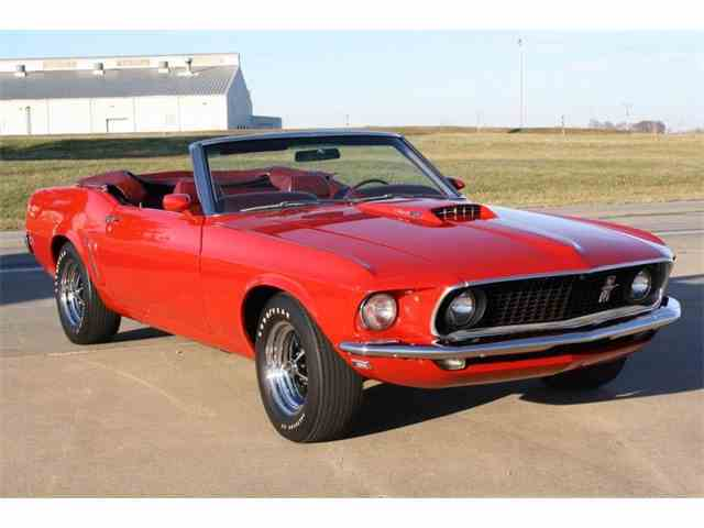 1969 Ford Mustang | 986676