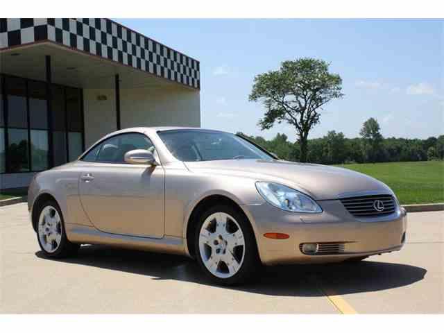2002 Lexus SC400 | 986677