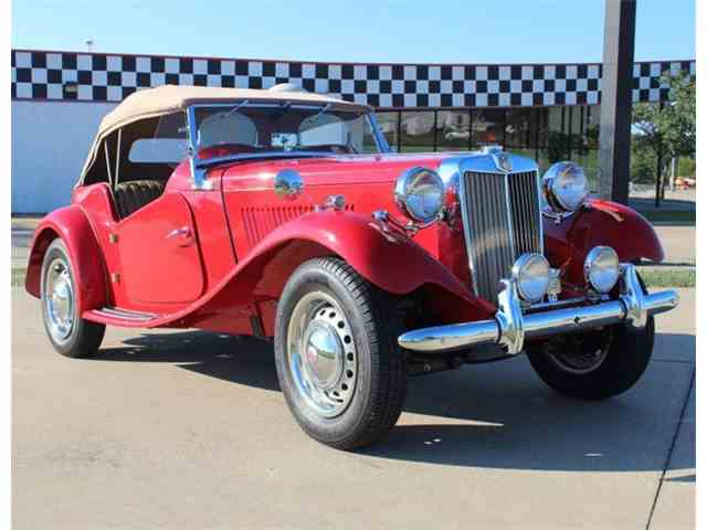 1953 MG 2 SEATER | 986680