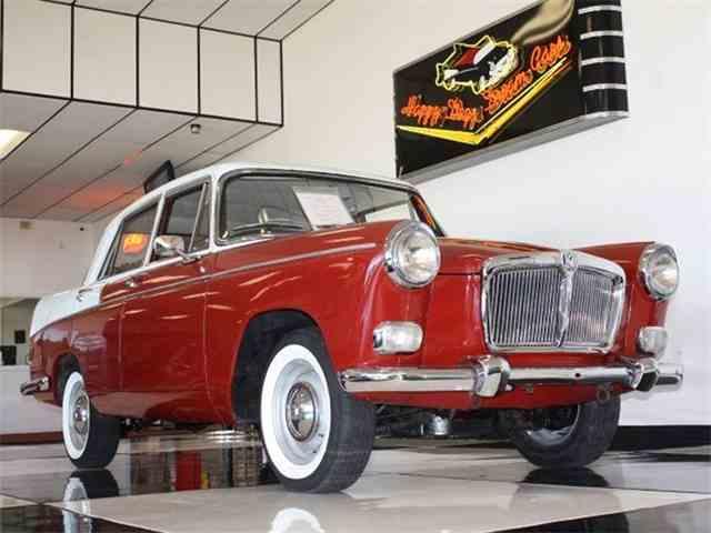 1960 MG MAGNETTE MARK III | 986682