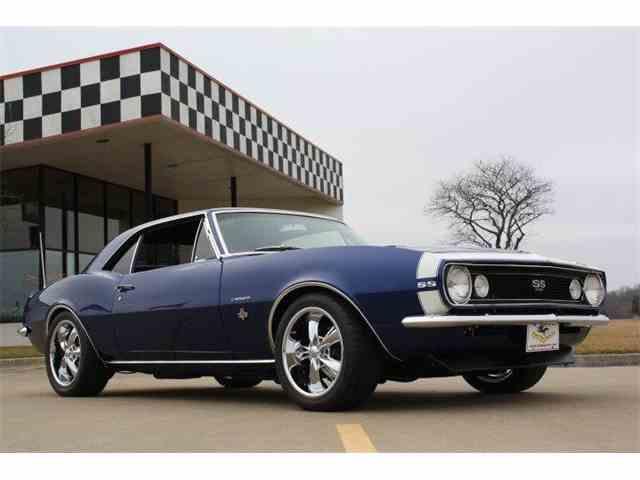 1967 Chevrolet Camaro | 986683
