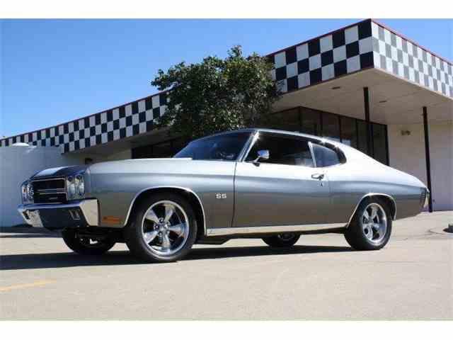 1970 Chevrolet Chevelle | 986685