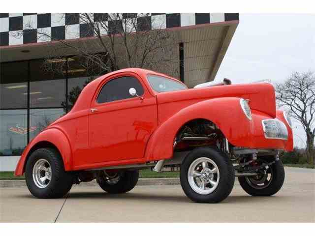 1941 Willys Coupe | 986688