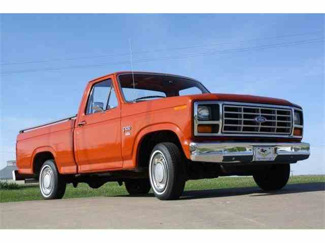 1983 Ford F100 | 986691