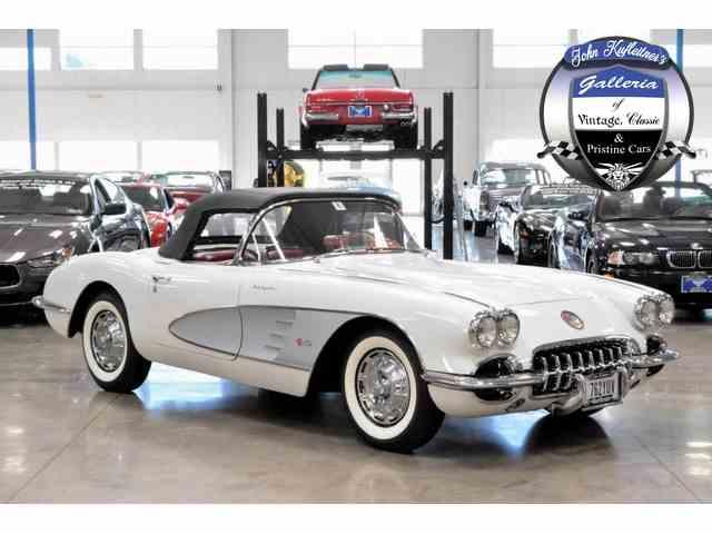 1959 Chevrolet Corvette | 986695