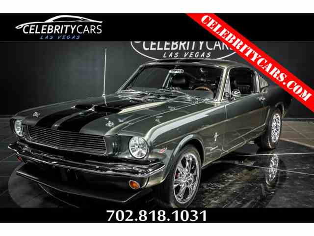 1965 Ford Mustang | 980670