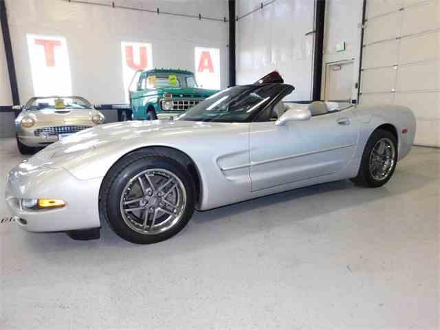 2001 Chevrolet Corvette | 980671