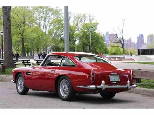 1960 Aston Martin DB4 | 986712