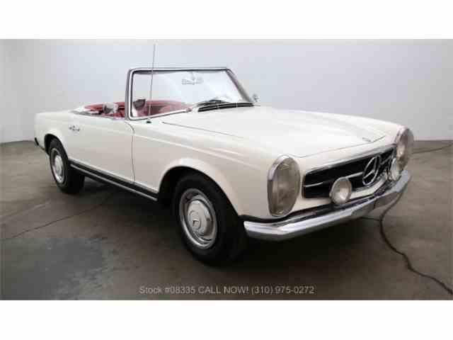 1965 Mercedes-Benz 230SL | 986720