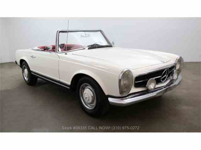 1965 Mercedes-Benz 230SL | 986720