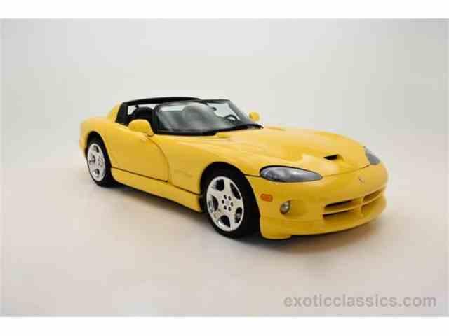2001 Dodge Viper | 986723