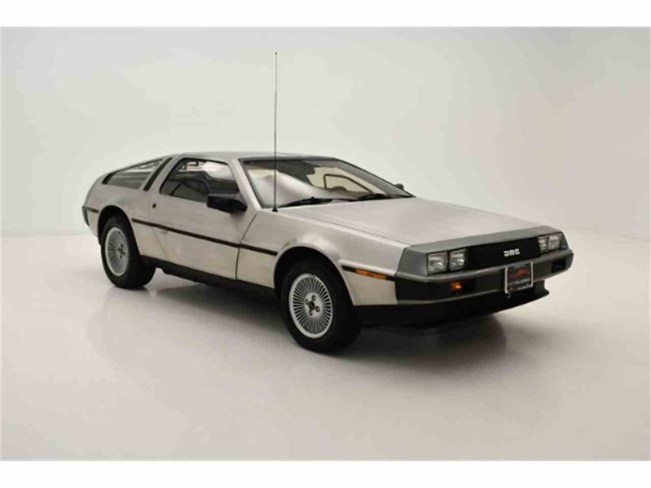 1981 DeLorean DMC-12 for Sale - CC-986724