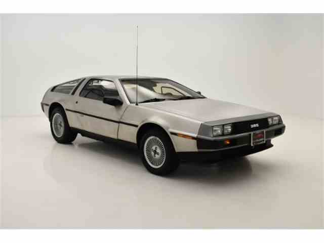 1981 DeLorean DMC-12 | 986724