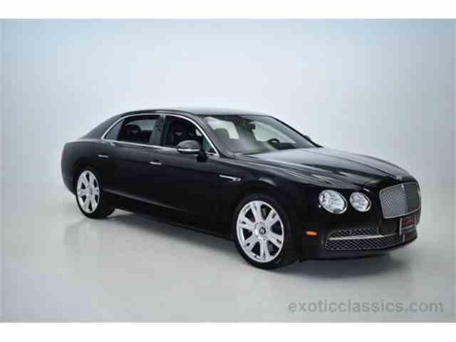 2014 Bentley Flying Spur MSRP $230,595   986725