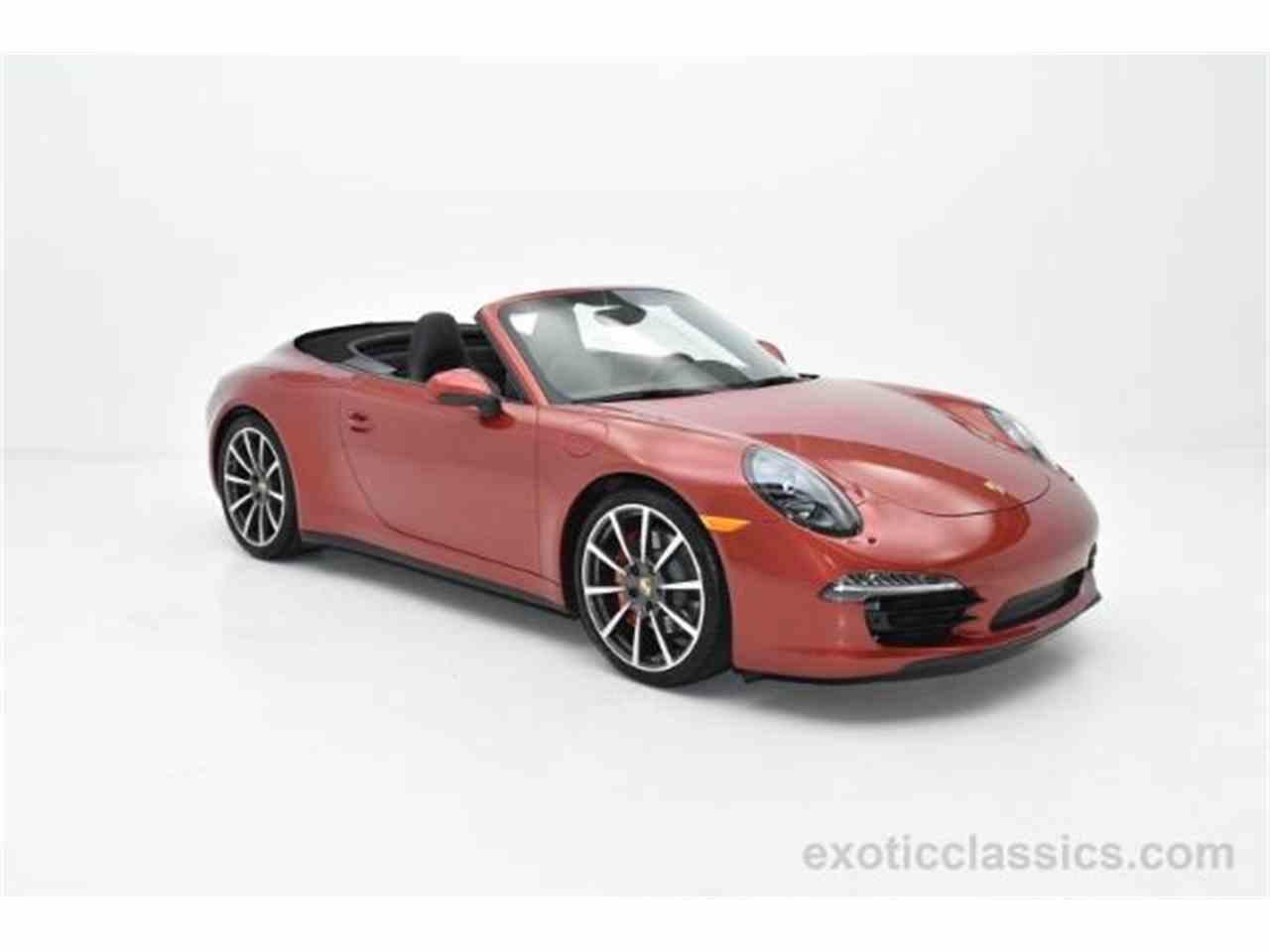 2014 Porsche 911 for Sale - CC-986726