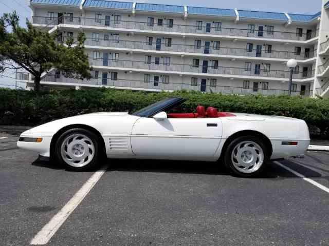 1991 Chevrolet Corvette | 986728
