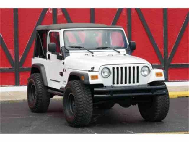 2003 Jeep Wrangler | 986734