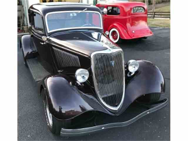 1934 Ford Coupe | 986735