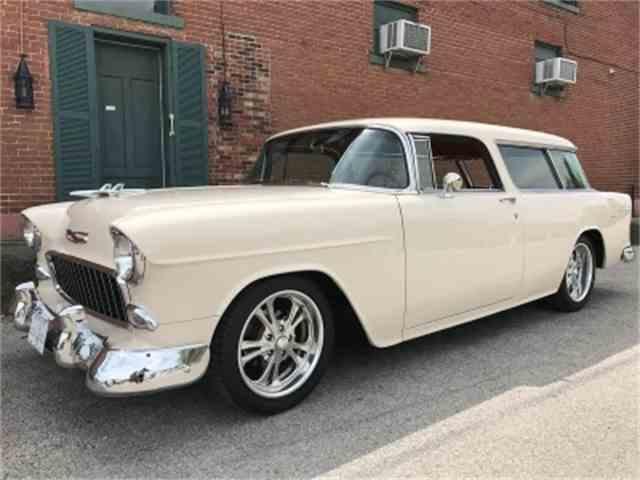 1955 Chevrolet Nomad | 986736