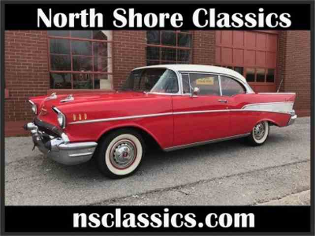 1957 Chevrolet Bel Air | 986737