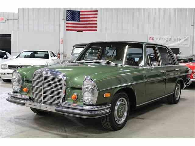 1968 Mercedes-Benz 280S | 980674