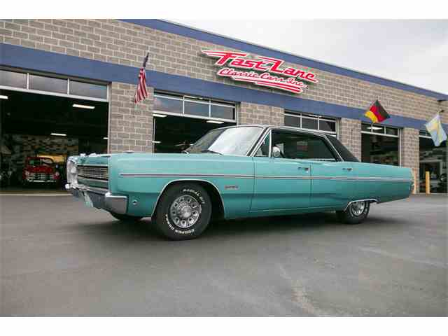 1968 Plymouth Fury III | 986742
