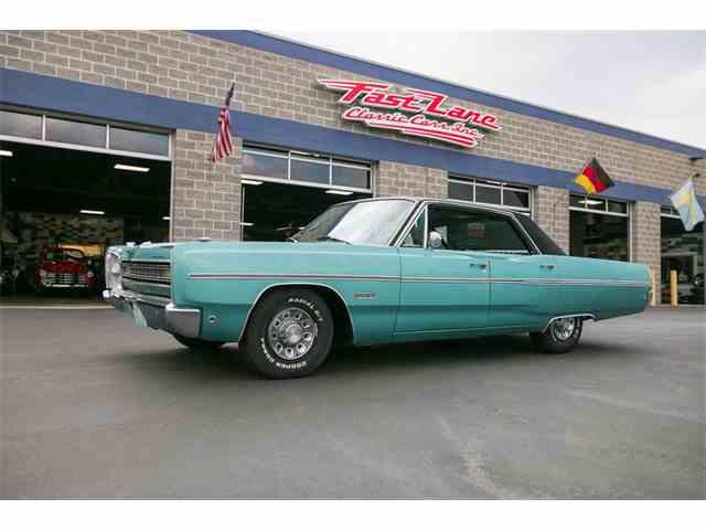 1968 Plymouth Fury III | 986742