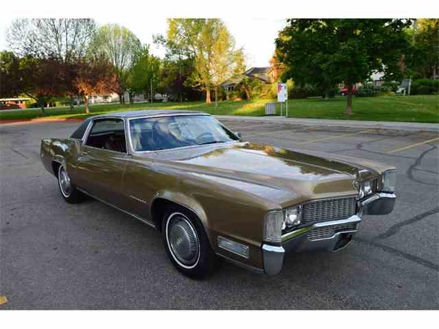 1969 Cadillac Eldorado | 986747