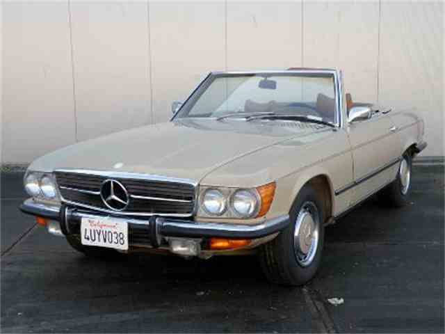 1973 Mercedes-Benz 450SL | 986748