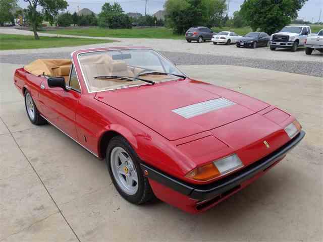 1980 Ferrari 400i Twin Turbo V12 Convertible | 986751