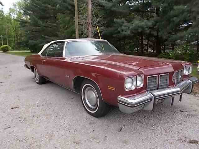 1975 Oldsmobile Delta 88 Convertible | 986753