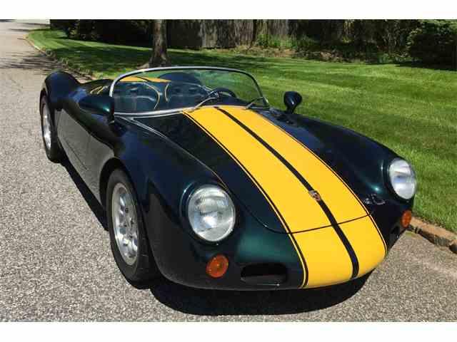 2007 Porsche Spyder | 986756