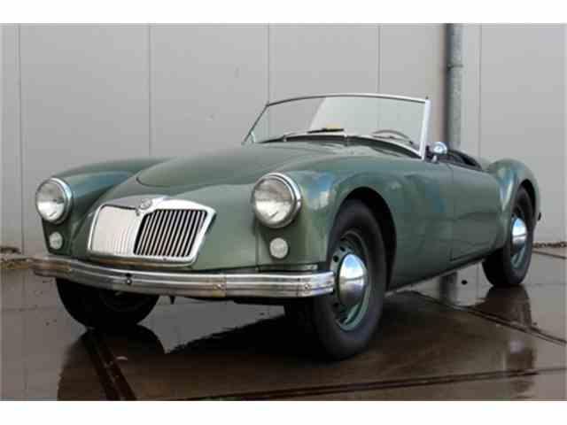 1959 MG MGA | 986757
