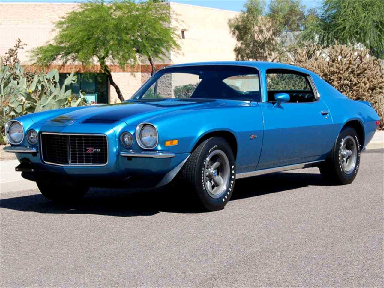 1970 chevrolet camaro rs z28 for sale cc 986759. Black Bedroom Furniture Sets. Home Design Ideas