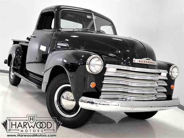 1950 Chevrolet 3100   986760