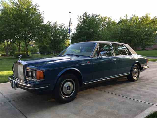 1985 Rolls-Royce Silver Spur | 986765