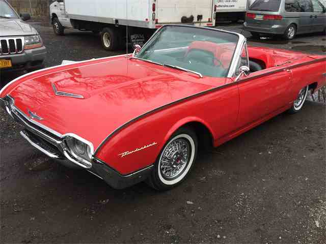 1962 Ford Thunderbird | 986767