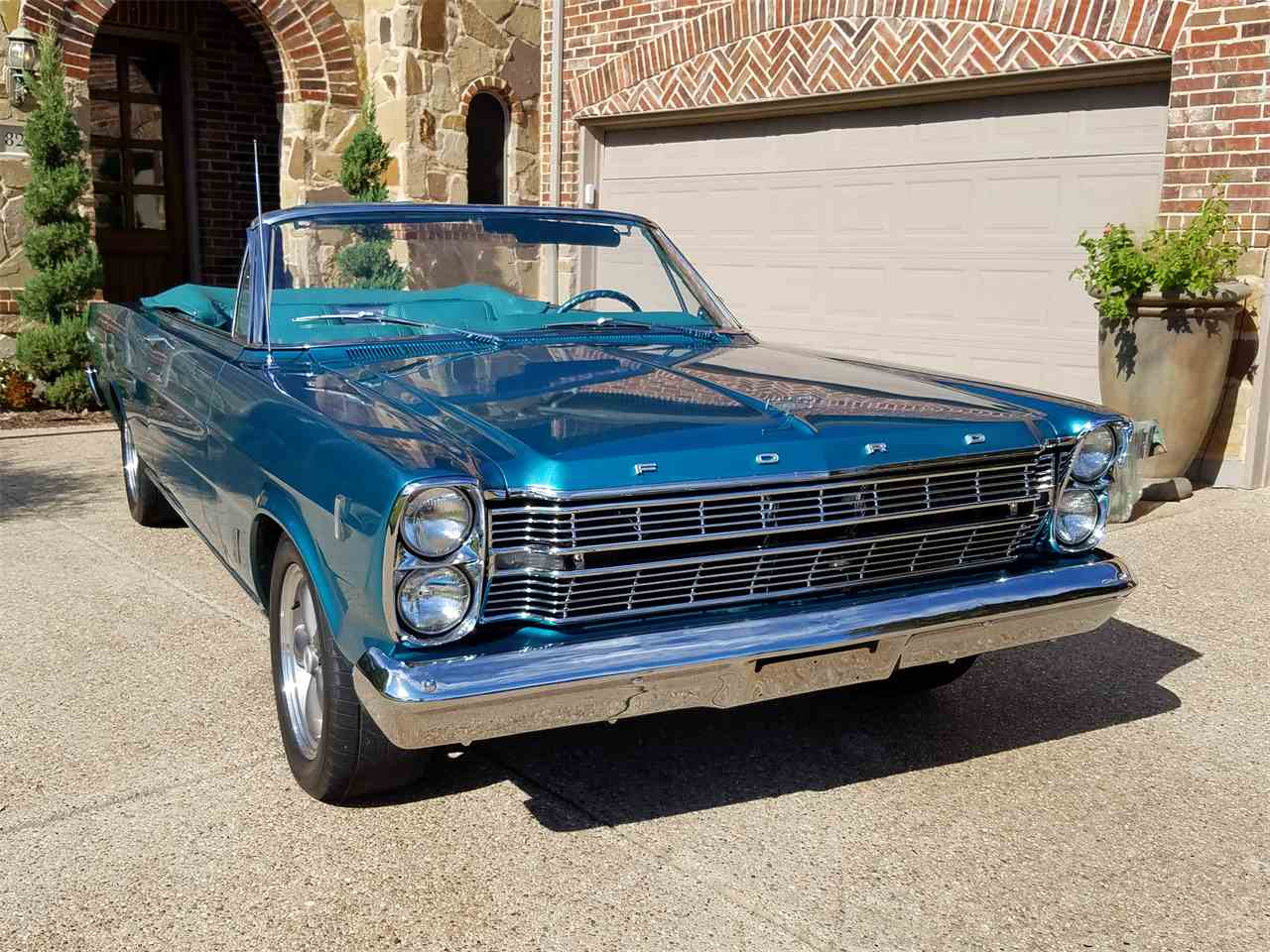 1963 ford galaxie 289 - 1966 Ford Galaxie 500 986768