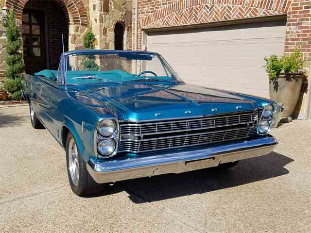 1966 Ford Galaxie 500 | 986768