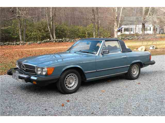 1978 Mercedes-Benz 450SL | 986769