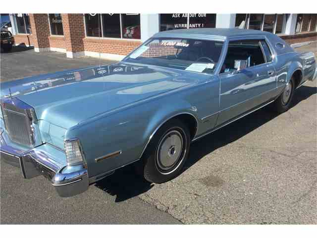 1975 Lincoln Continental Mark IV | 986773