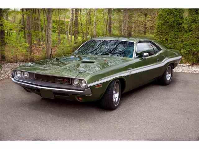 1970 Dodge Challenger R/T | 986776