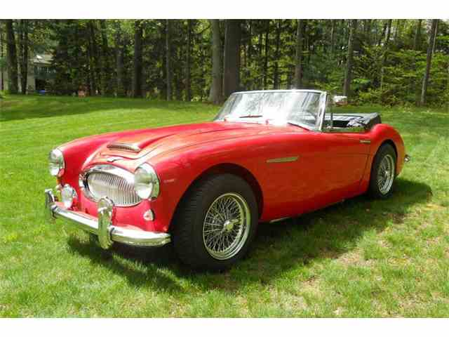 1964 AUSTIN-HEALEY 3000 MARK II BJ7 | 986778