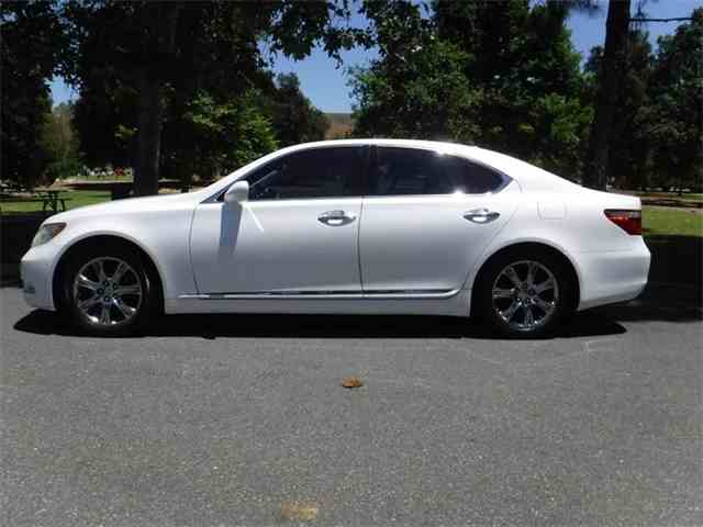 2007 Lexus LS460 | 980678