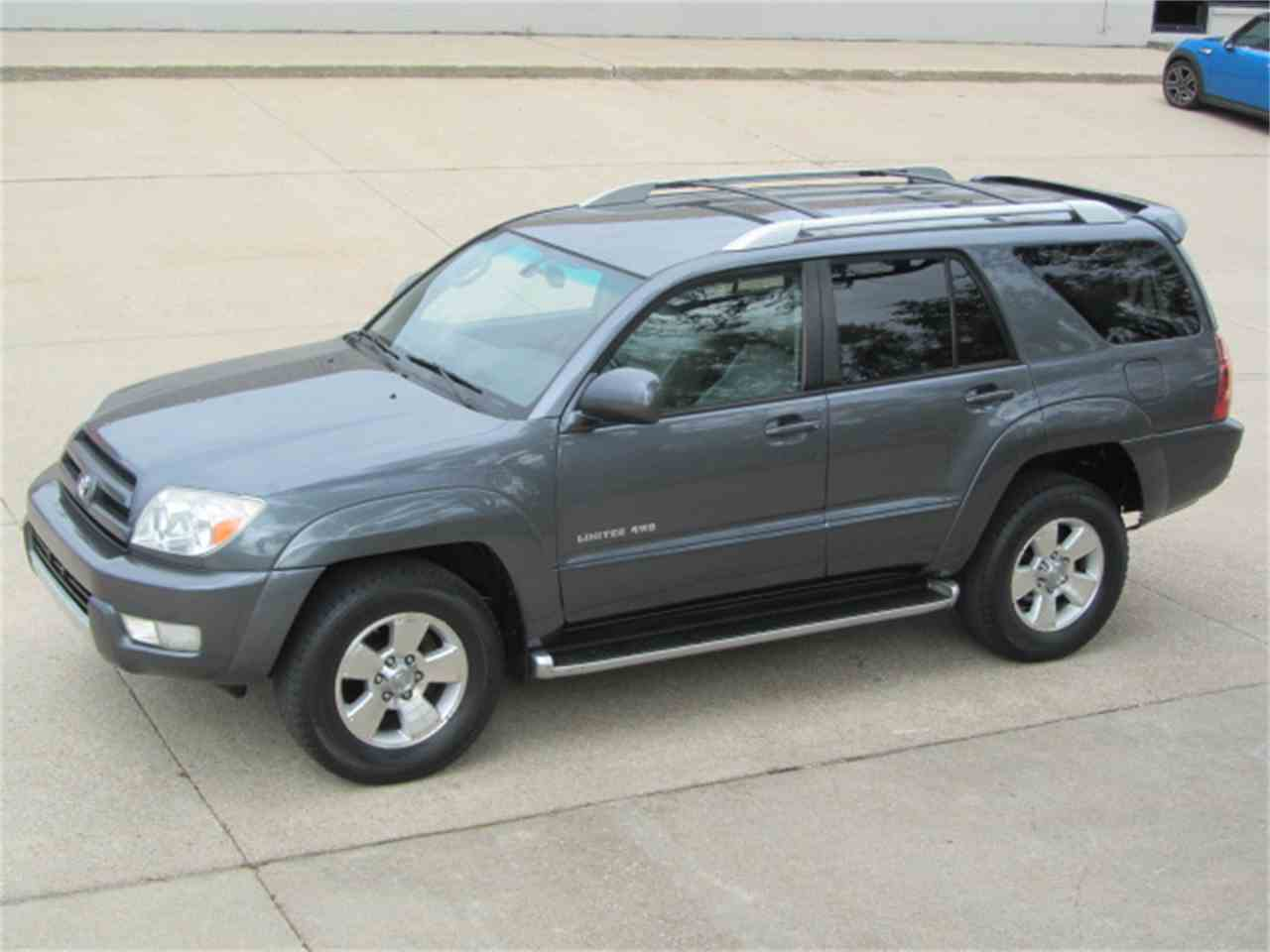 Large Picture of '04 4Runner - L5EU