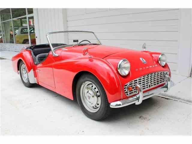 1958 Triumph TR3A | 986791