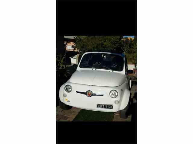 1973 Fiat Abarth 595 | 986798