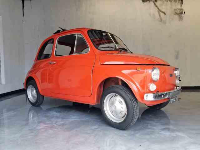 1975 Fiat 500L | 986799