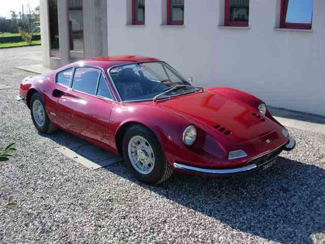 1968 Ferrari 206 Dino GT | 986800