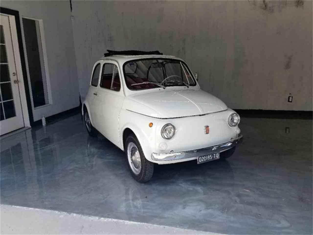 1970 Fiat 500L for Sale | ClassicCars.com | CC-986801